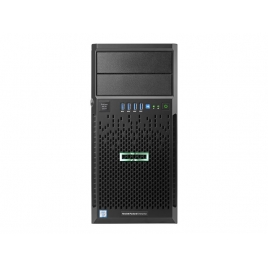 "Servidor HP Proliant ML30 G9 E3-1240 V6 16GB NO HDD SFF 2.5"" B140I 460W"