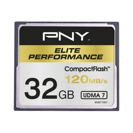 Memoria Compact Flash PNY 32GB Elite