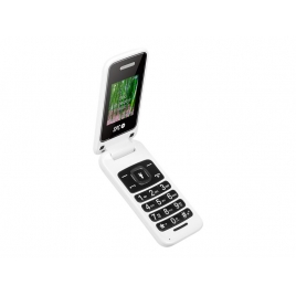 Telefono Movil SPC Flip Black