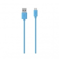 Cable Belkin USB 2.0 a Macho / Micro USB B Macho 2M Blue