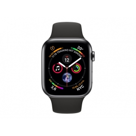 Apple Watch Serie 4 GPS + 4G 44MM Space Black Stainless + Correa Sport Black