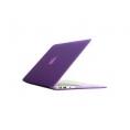 "Carcasa Portatil Estuff Purple para MacBook AIR 13"""