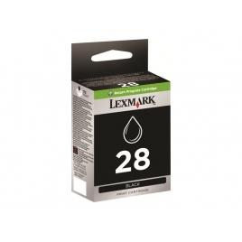 Cartucho Lexmark 28 Black Z845/X25xx/X5490/Z1300