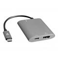 Adaptador V7 USB-C Macho / HDMI Hembra