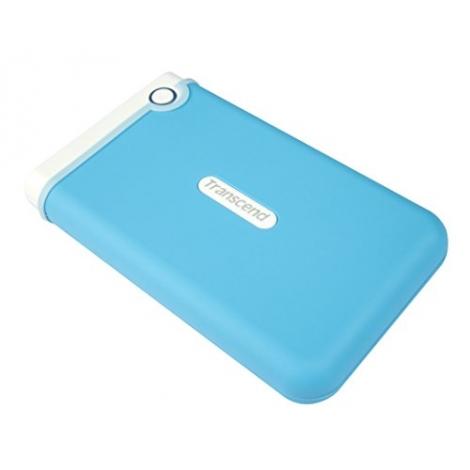 "Disco Duro Transcend 1TB Storejet 25M3B USB 3.0 2.5"" Blue"