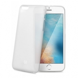 Funda Movil Back Cover Celly Frost White para iPhone 6/6S Plus