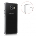 Funda Movil Back Cover Celly Gelskin Transparente para Samsung A3 2016