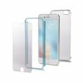 Funda Movil Celly Body 360 3X1 Transparente/Blue para iPhone 7