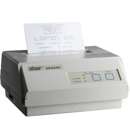 Impresora Tickets Star Dp8340sd Serie White