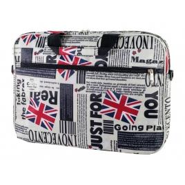 "Maletin Portatil E-VITTA 16"" Style England"