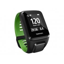 Smartwatch Tomtom Runner 3 GPS Fitness Black/Green L