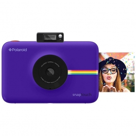 Camara Digital Polaroid Snap Touch Purple