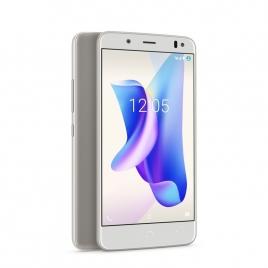 "Smartphone Bq Aquaris V 5.2"" OC 32GB 3GB 4G Android 7.1 White/Mist Gold"