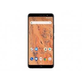 "Smartphone Bq Aquaris X2 5.65"" FHD IPS OC 32GB 3GB 4G Android 8.1 Carbon Black"