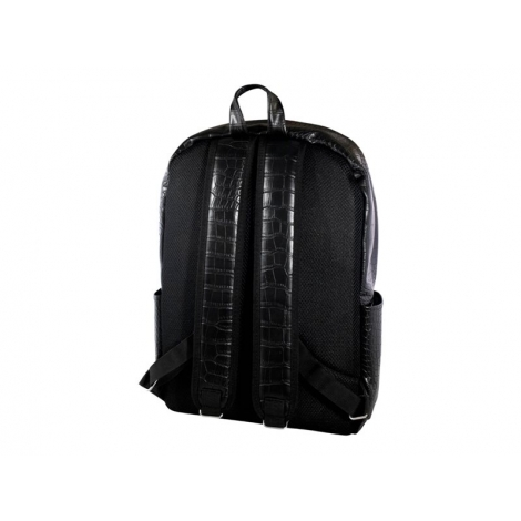"Mochila Portatil E-VITTA 16"" Urban Backpack Leather Black"