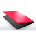 "Portatil Lenovo Ideapad 100S-14IBR CEL N3060 4GB 128GB SSD 14"" HD W10 red"
