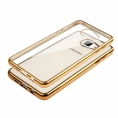 Funda Movil Back Cover HT Glossy Gold para Samsung A5 A510 2016