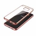 Funda Movil Back Cover HT Glossy Rose Gold para Samsung S7 G930