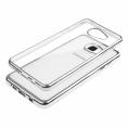 Funda Movil Back Cover HT Glossy Silver para Samsung A3 A310 2016