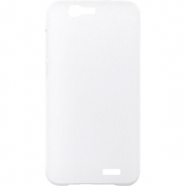 Funda Movil Back Cover HT Case White para Huawei Ascend G7