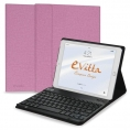 Funda Tablet E-VITTA Keytab + Teclado Bluetooth Pink iPad 2017 / 2018
