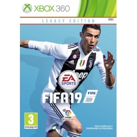 Juego Fifa 19 Legacy Edition Xbox 360