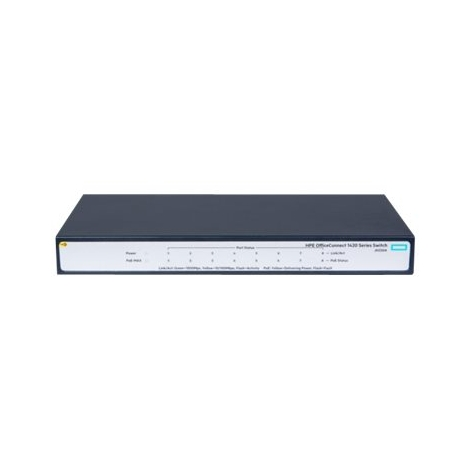 Switch HP 1420-8G POE+ 10/100/1000 8 Puertos