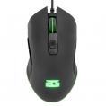 Mouse BG Gaming Apache 3200DPI 6 Botones USB Black