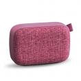 Altavoz Bluetooth Energy Fabric BOX B1+ Pocket 3W SD FM Grape