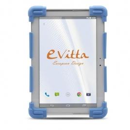 """Funda Tablet E-VITTA 9.7"""" - 12'' Silicona Blue"""