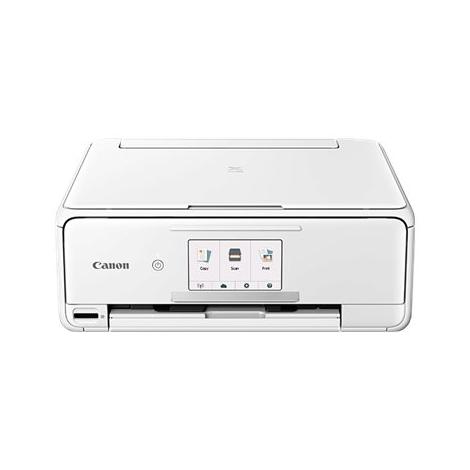 Impresora Canon Multifuncion Pixma TS8150 15IPM USB WIFI Bluetooth White