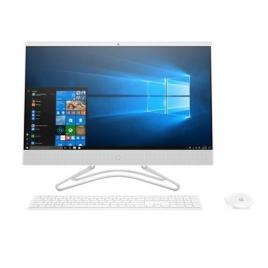 """Ordenador ALL IN ONE HP 24-F0006NS CI5 8250U 8GB 1TB + 128GB SSD 23.8"""" FHD W10 White"""