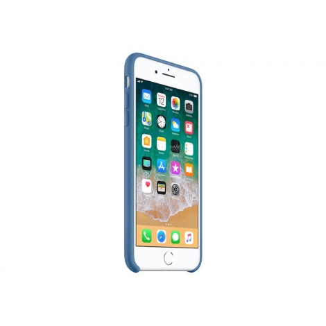 Funda iPhone 8 Plus / 7 Plus Apple Silicone Case Denim Blue