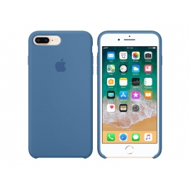 Funda iPhone 8 Plus / 7 Plus Apple Silicone Case Denim Blue