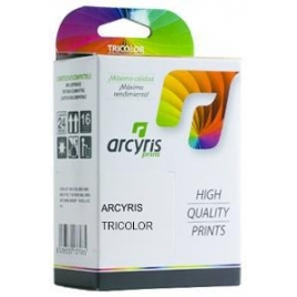 Cartucho Reciclado Arcyris HP Nº 342 Color 12ML