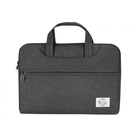 "Maletin Portatil E-VITTA 14"" Sleeve Business Grey"