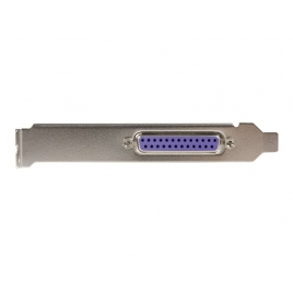 Controladora Startech PCIE 1 Paralelo LP
