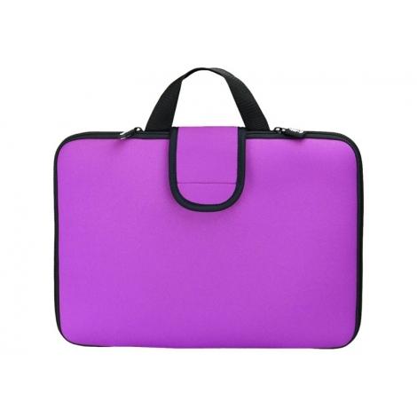 """Funda Portatil E-VITTA 14"""" Sleeve Elements Purple"""