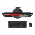 """Ordenador ALL IN ONE Lenovo Thinkcentre M920Z CI5 8500 8GB 256GB SSD 23.8"""" FHD Dvdrw W10P Black"""