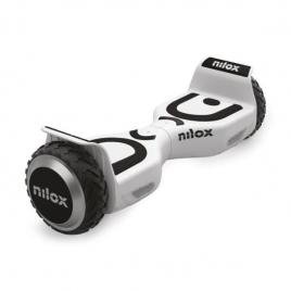 Patinete Motorizado Nilox DOC 2 Hoverboard 6.5 White