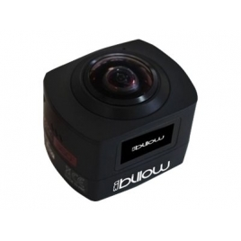 Camara Action CAM Billow HD 360 WIFI 16 MPX Black