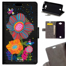 Funda Movil Becool Spring Time Acer Liquid Z530