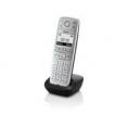 Telefono Inalambrico Siemens Gigaset E500H Supletorio White