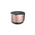 Altavoz Bluetooth Celly ALU Rose Gold
