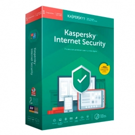 Antivirus Kaspersky Internet Security 2019 1 Licencia