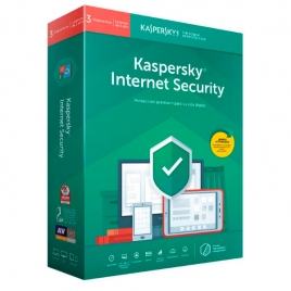 Antivirus Kaspersky Internet Security 2019 3 Licencias