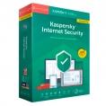 Antivirus Kaspersky Internet Security 2019 3 Licencias Renovacion