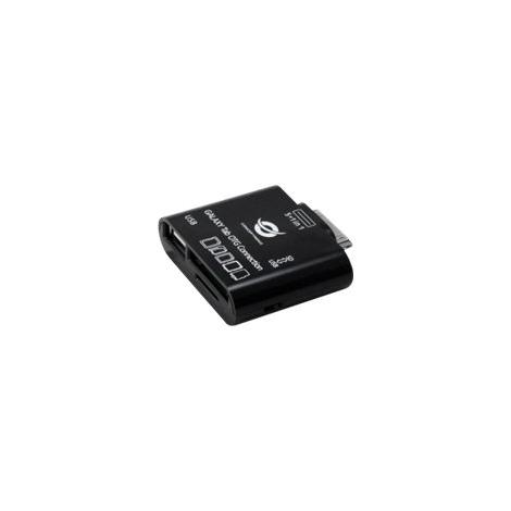 Lector de Tarjetas + USB OTG Conceptronic para Tablet Samsung