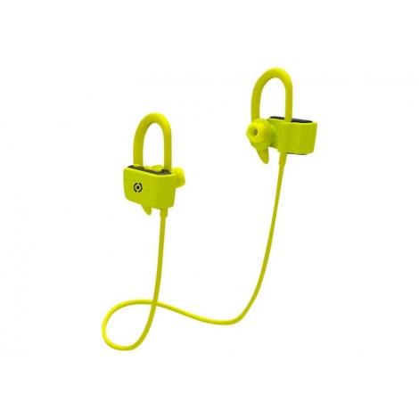 Auricular + Micro Celly Bluetooth Sport IN-EAR Bhsportpro Yellow