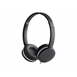 Auricular + Microfono Energy Headphones Colors Black